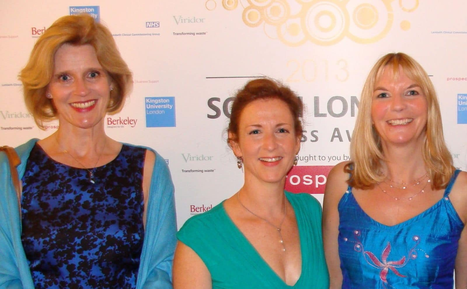 Special commendation for Best Customer Service at South London Business Awards 2014