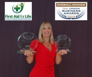 Overall Winner Best Business in London 2015