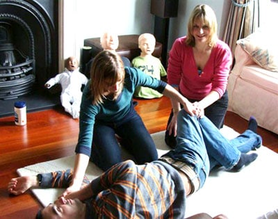 first aid training in london