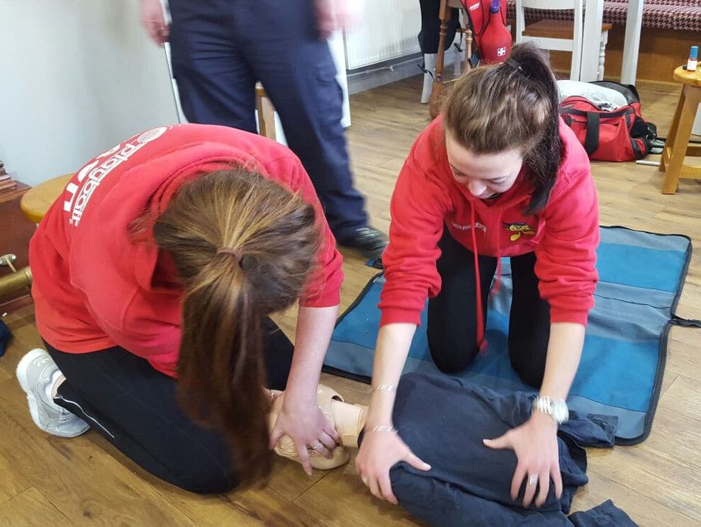 First Aid for Personal Trainers and Sports Coaches