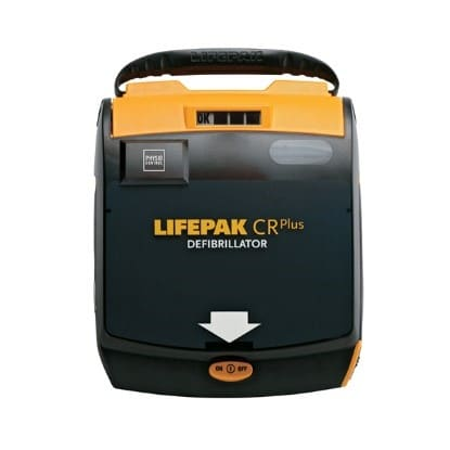 Fast Use of a Defibrillator Really can Save Lives!