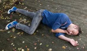 recovery position saves lives