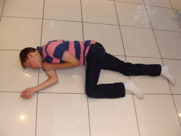 child recovery position (2)