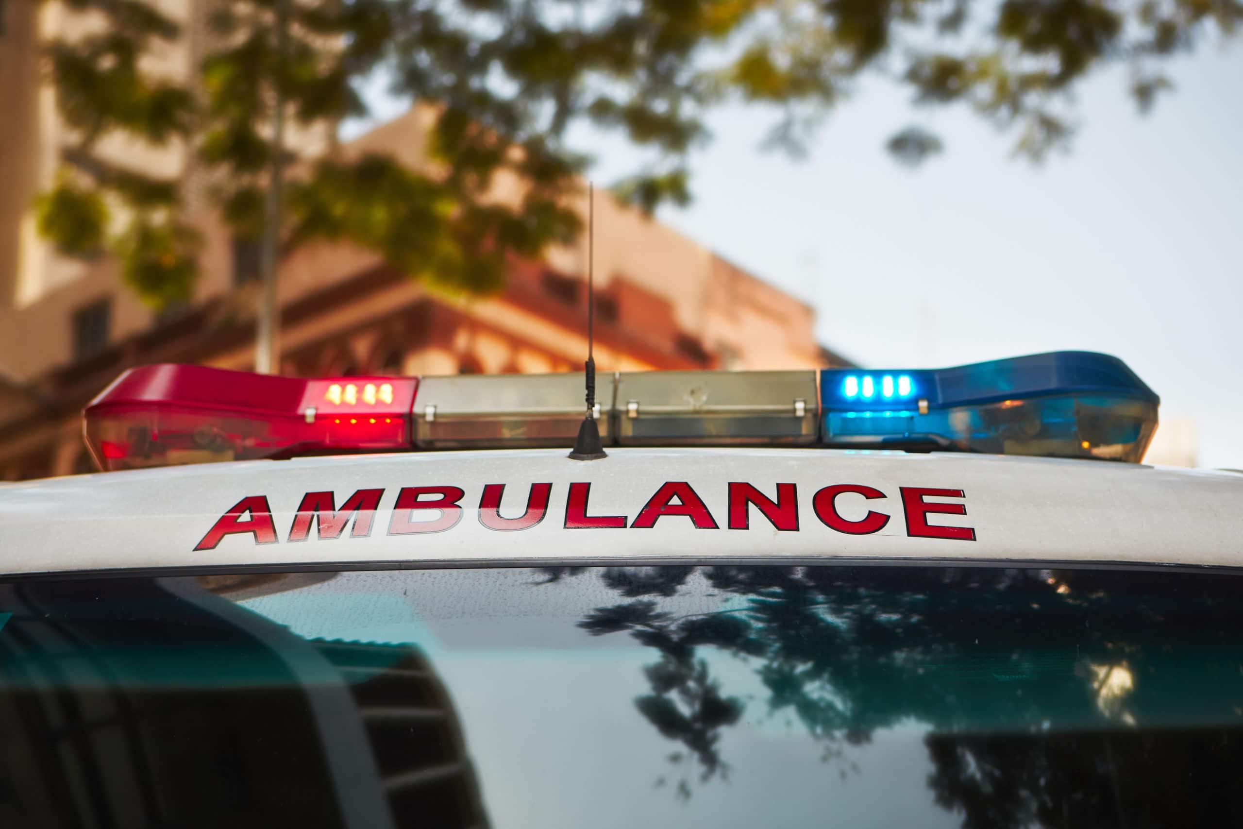 When do you Need an Ambulance?