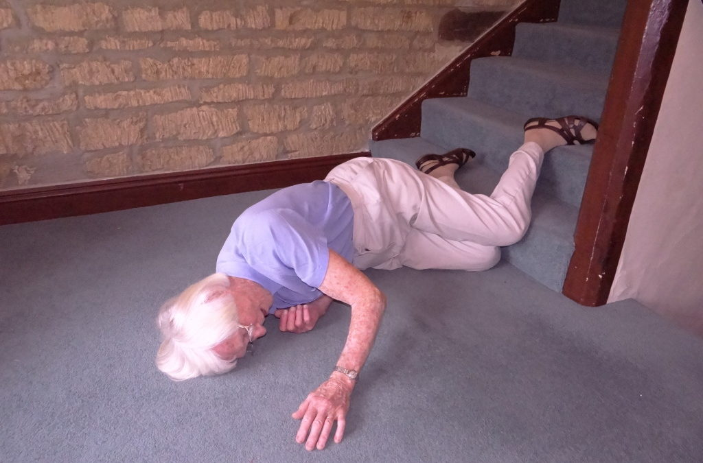 Falls and the elderly – prevention and how to help following a fall