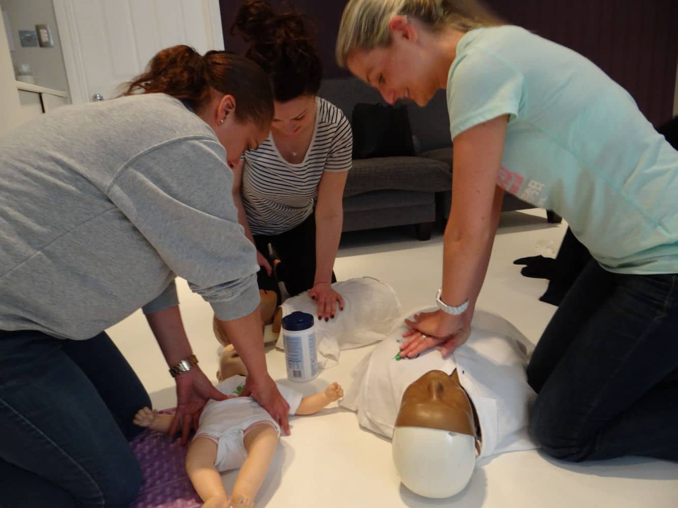 First Aid for Pharmacists and Pharmacy Students
