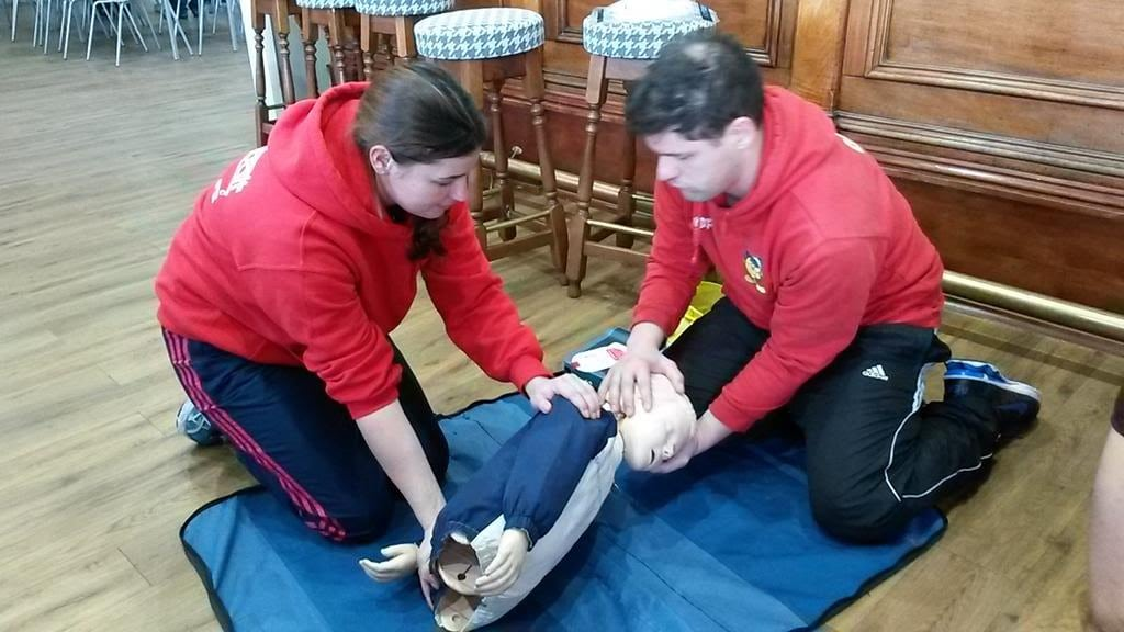 First Aid for Physios and Sports Massage Therapists
