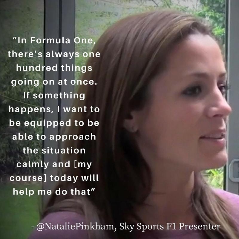 Feedback @NataliePinkham