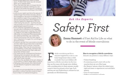 Absolutely Mama – Safety First