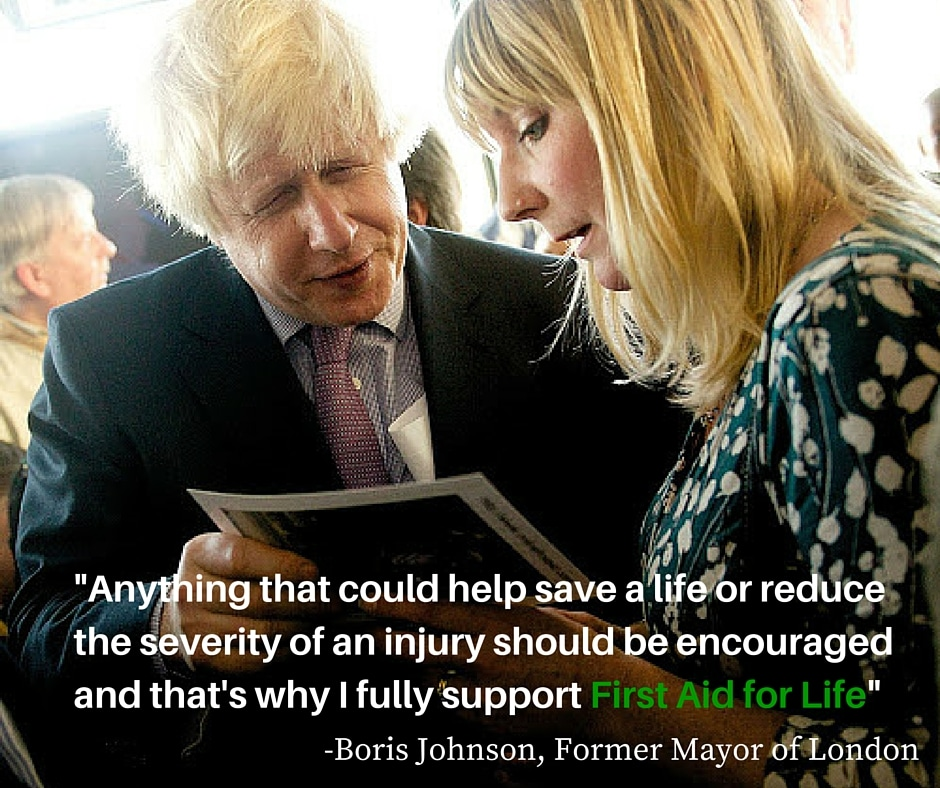 Boris Johnson Former Mayor