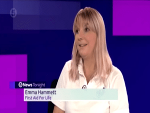 Channel 5 News - Emma Hammett