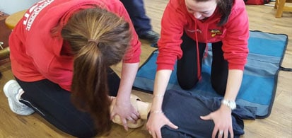 Emergency First Aid at Work (EFAW) - for Sports