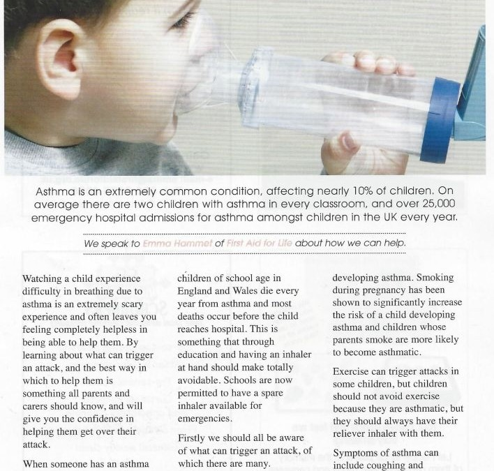 The Parents Directory – Asthma & Children