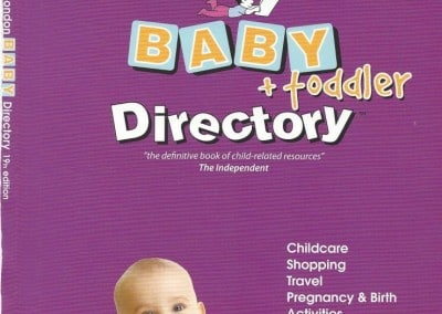 The London BABY+toddler Directory safety around the home