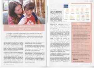 Meningitis and sepsis