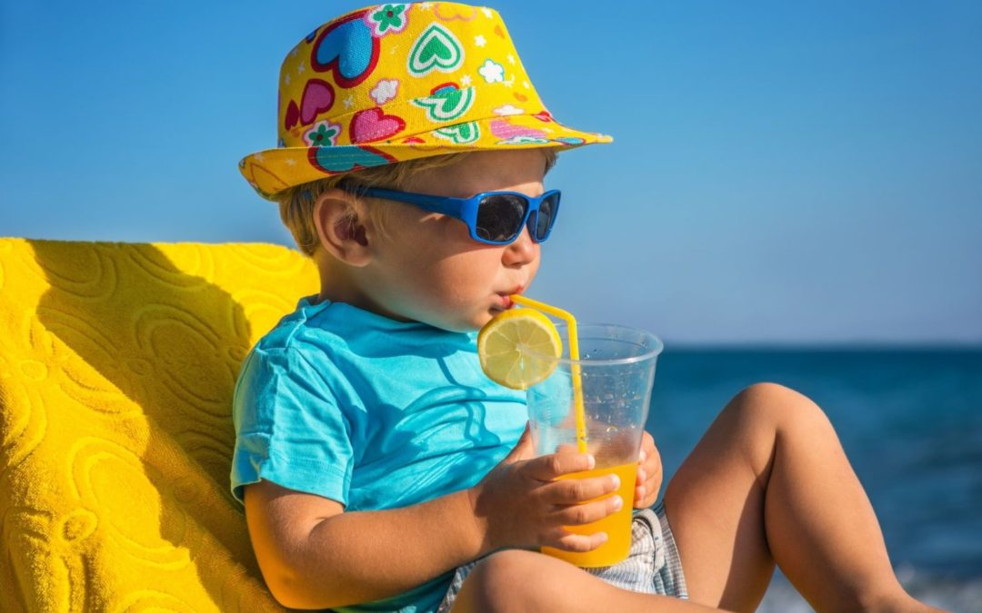 Keeping Safe in the Sun -treating sunburn and heat exhaustion