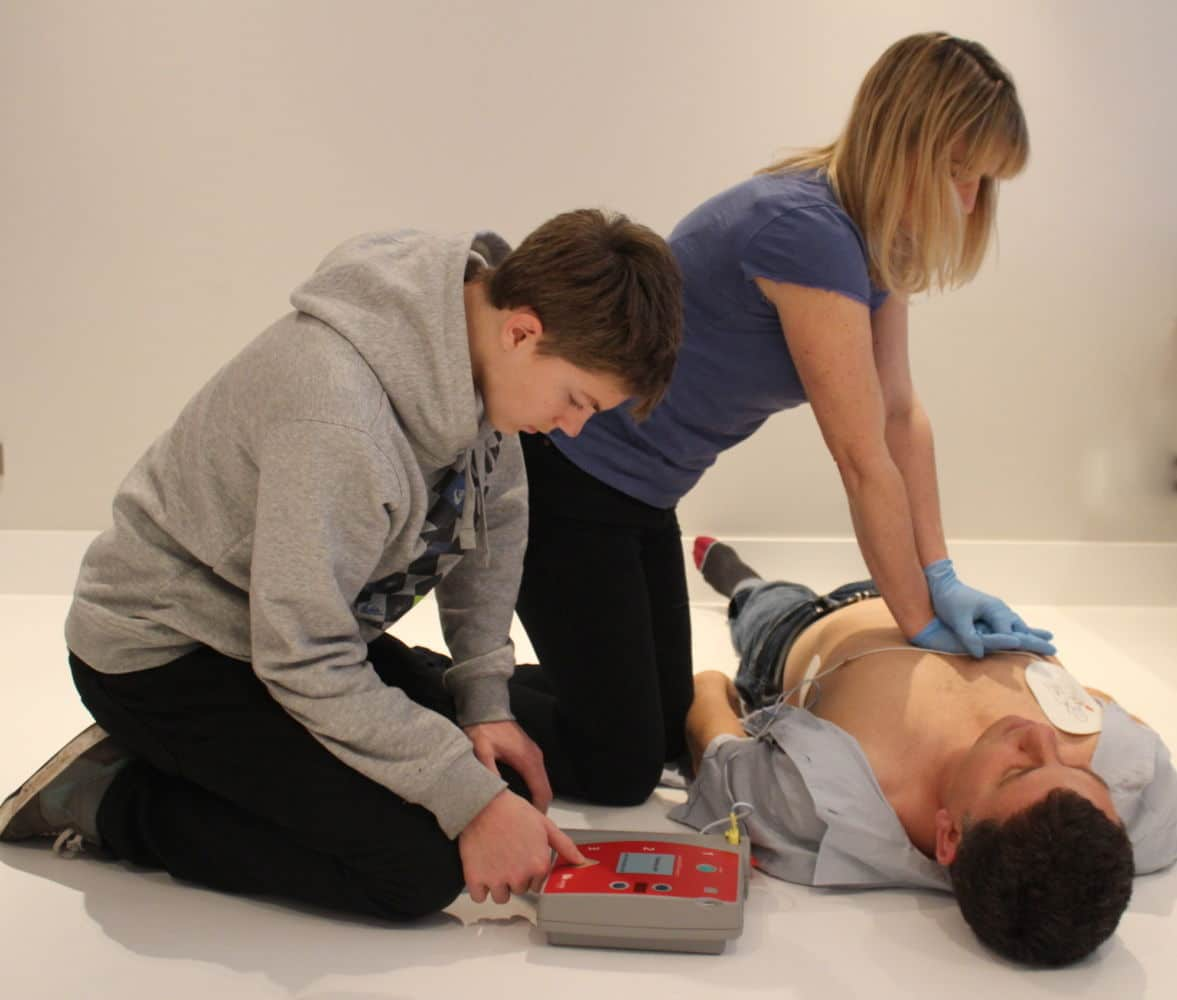 First Aid at Work (FAW) - Fully Regulated