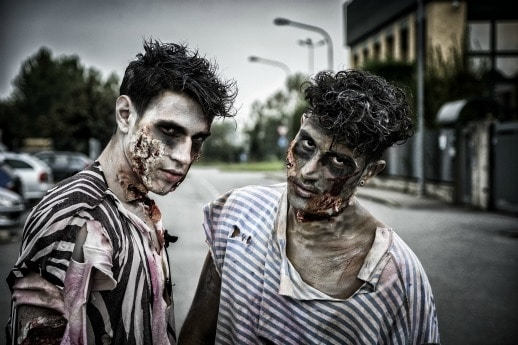 First Aid for Zombie Apocalypse