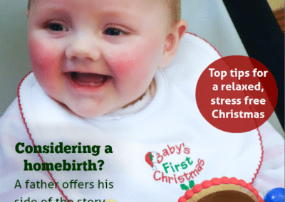 NCT Magazine: Christmas First Aid
