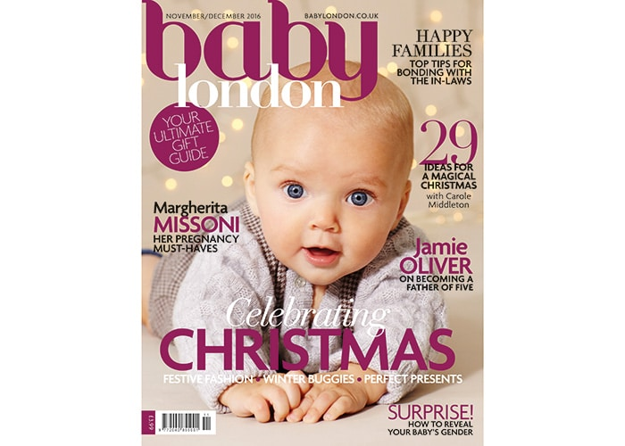 Baby London Dec 2016