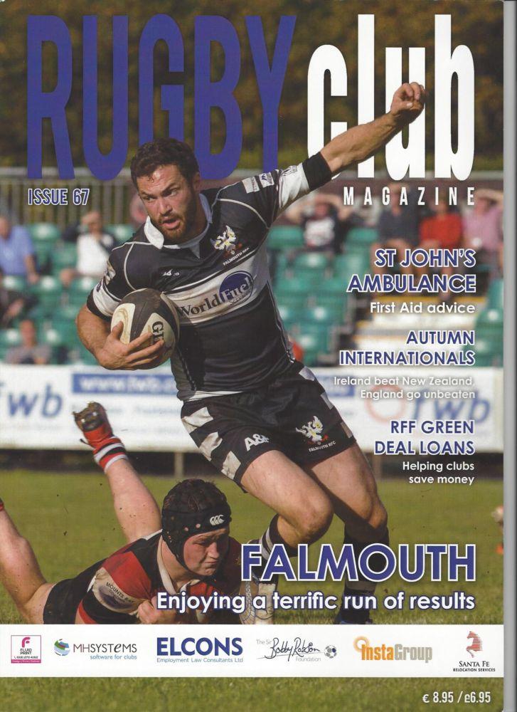 Rugby Club Magazine - Issue 67