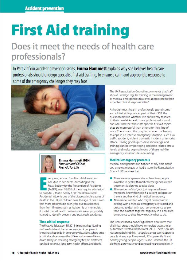 Journal of Family Health