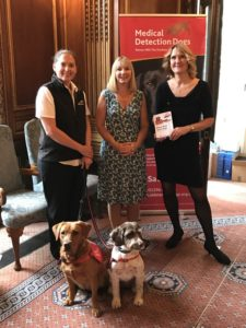 Medical detection dogs, changing illness detection and management
