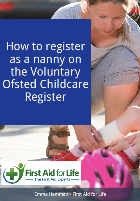how to become an ofsted registered nanny