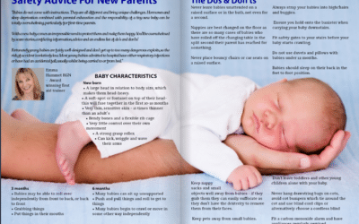 NCT – Safety Advice for New Parents
