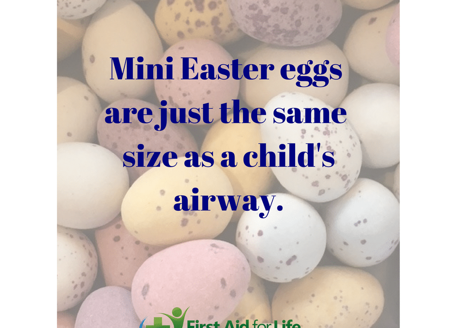 A top tip to help keep children safe at Easter