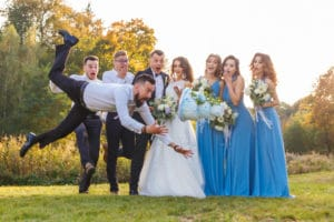 Extraordinary wedding injuries and top tips to ensure all goes without a hitch