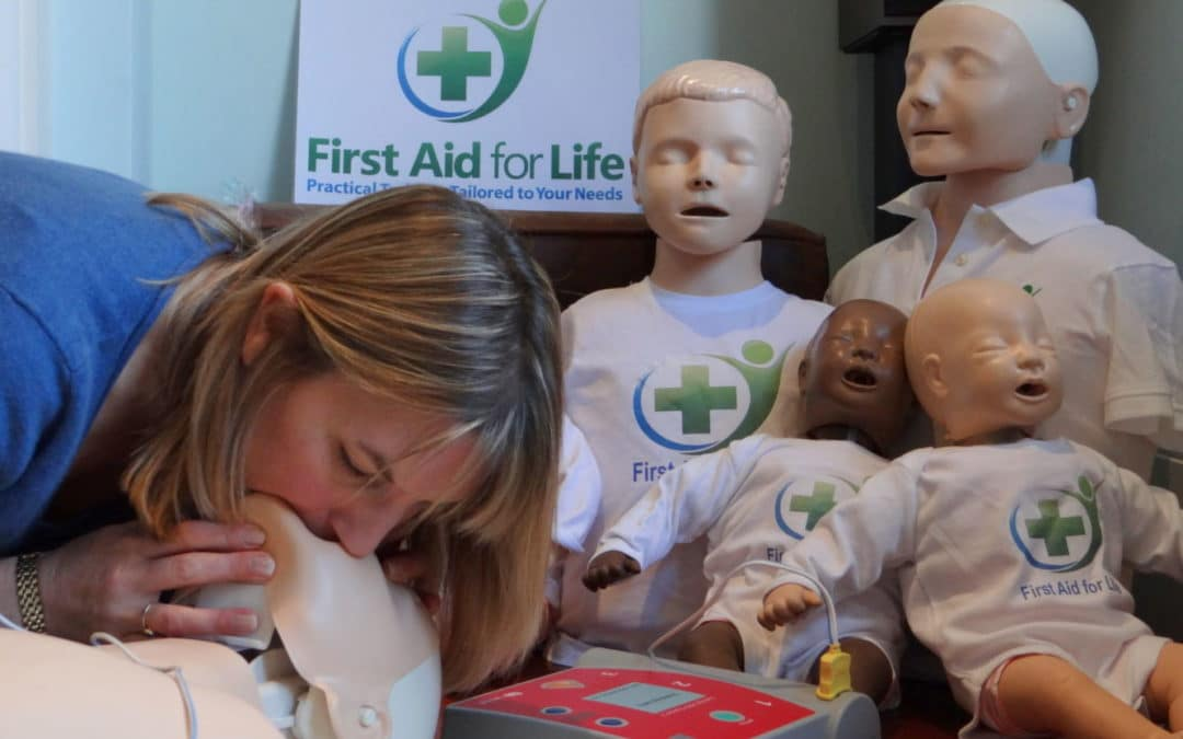 First Aid training – why it is so vital to learn