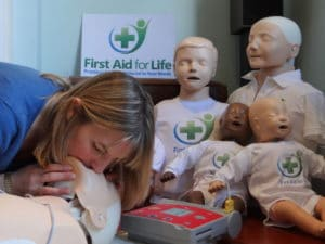 Why it is has never been more vital to learn first aid