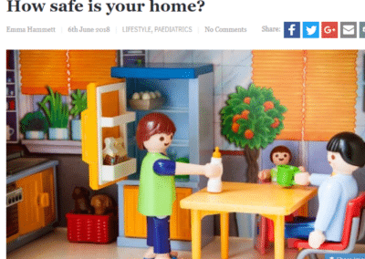 The Hippocratic Post – How safe is your home?