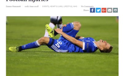 The Hippocratic Post – Football Injuries & Pitch Safety