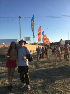Staying safe at festivals