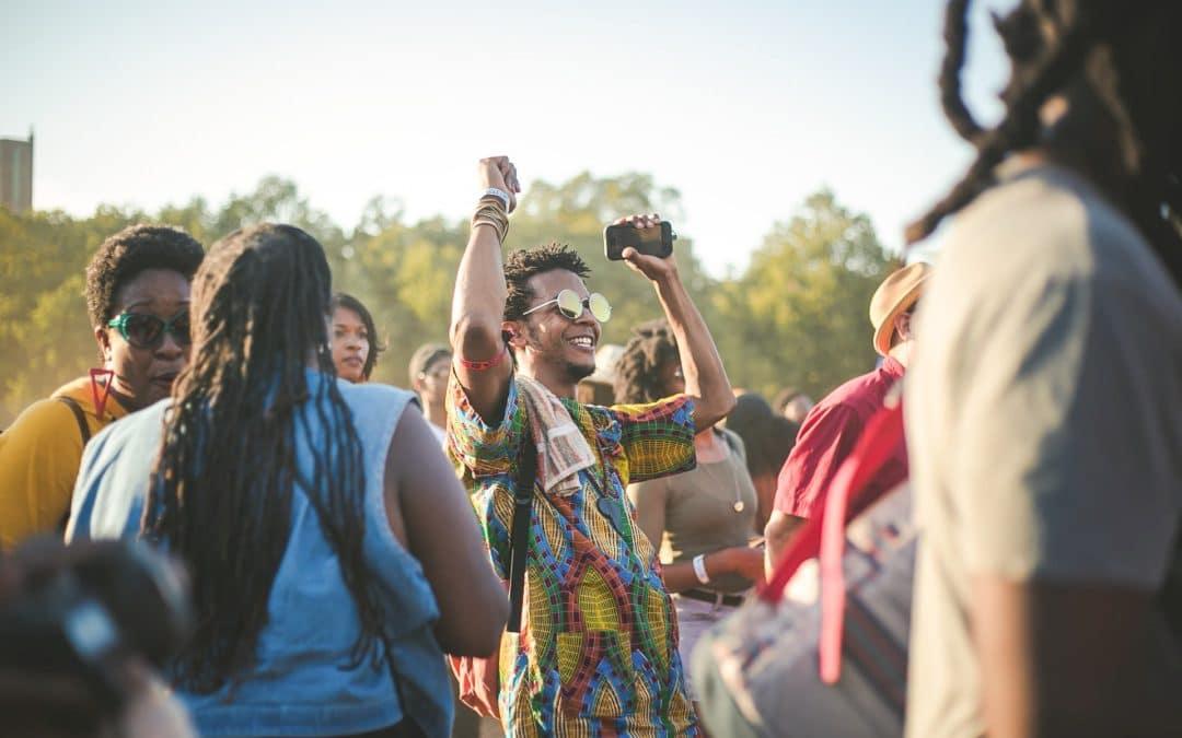 Staying safe at festivals