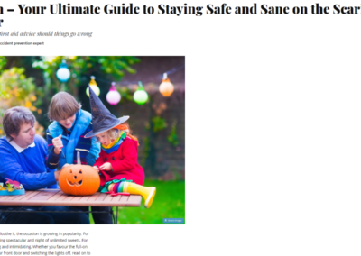 Thrive Global: Halloween – The Ultimate Guide