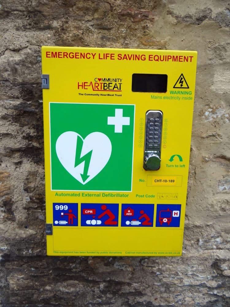 Learn How To Save A Life Using Cpr And A Defibrillator