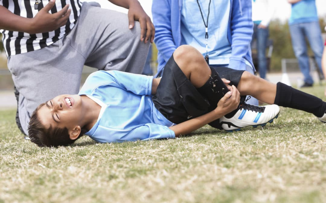 Surprising Statistics Concerning Sport Related Injuries in Children