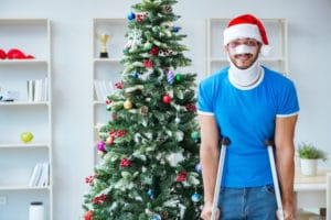 12 Mishaps of Christmas, why Christmas is so dangerous