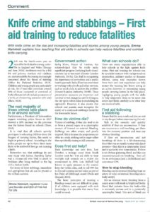 Read here! - First Aid for Life