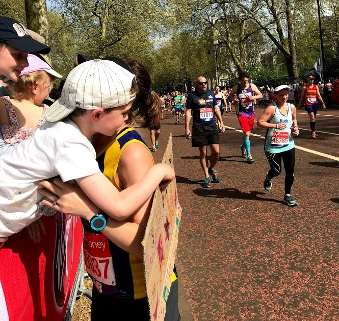 london marathon advice