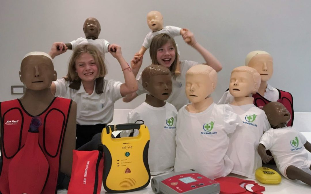 Primary School Management Magazine – Is Your School Ready to Teach First Aid?