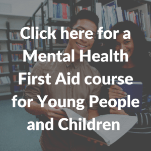 mental health course for young people