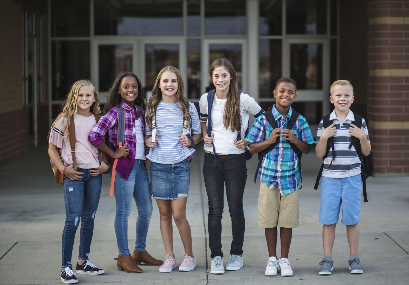 children school stress support your child