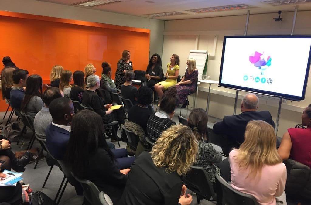 Santander UK Women Business Leaders Event – Panellist