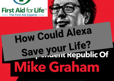 TalkRadio: Mike Graham – Can Alexa Save my Life?