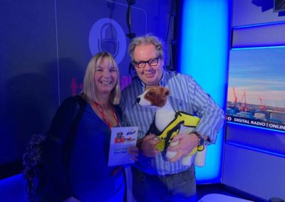 Talkradio: Mike Graham – First Aid for a Choking Dog