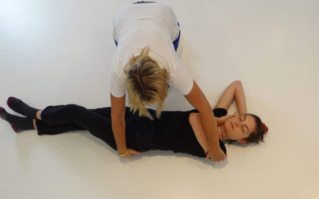 A New Way of Rolling Someone into the Recovery Position